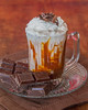 Jackie Alpers Photography: Dulce de Leche Hot Chocolate Ice Cream Float