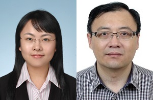 Dr. Cai and Dr. Zhou