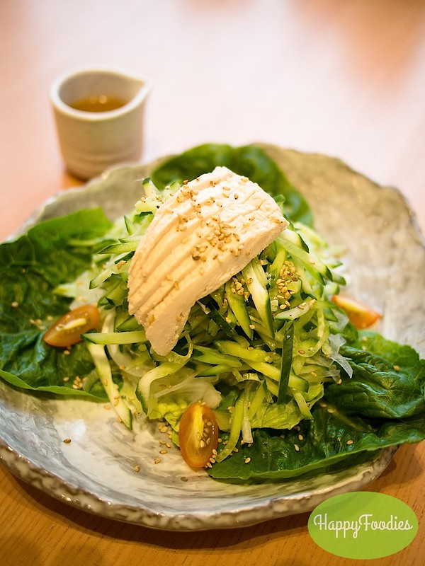 Chicken Salad with Bang Bang Ji dressing