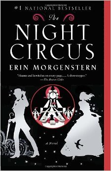 Rebecca Reads The Night Circus by Erin Morgenstern