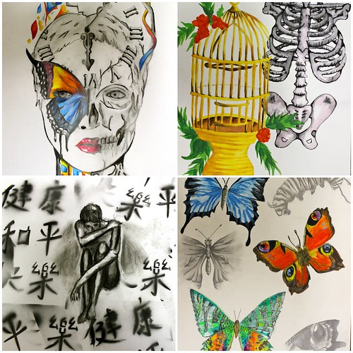 Drawings for Madame Butterfly