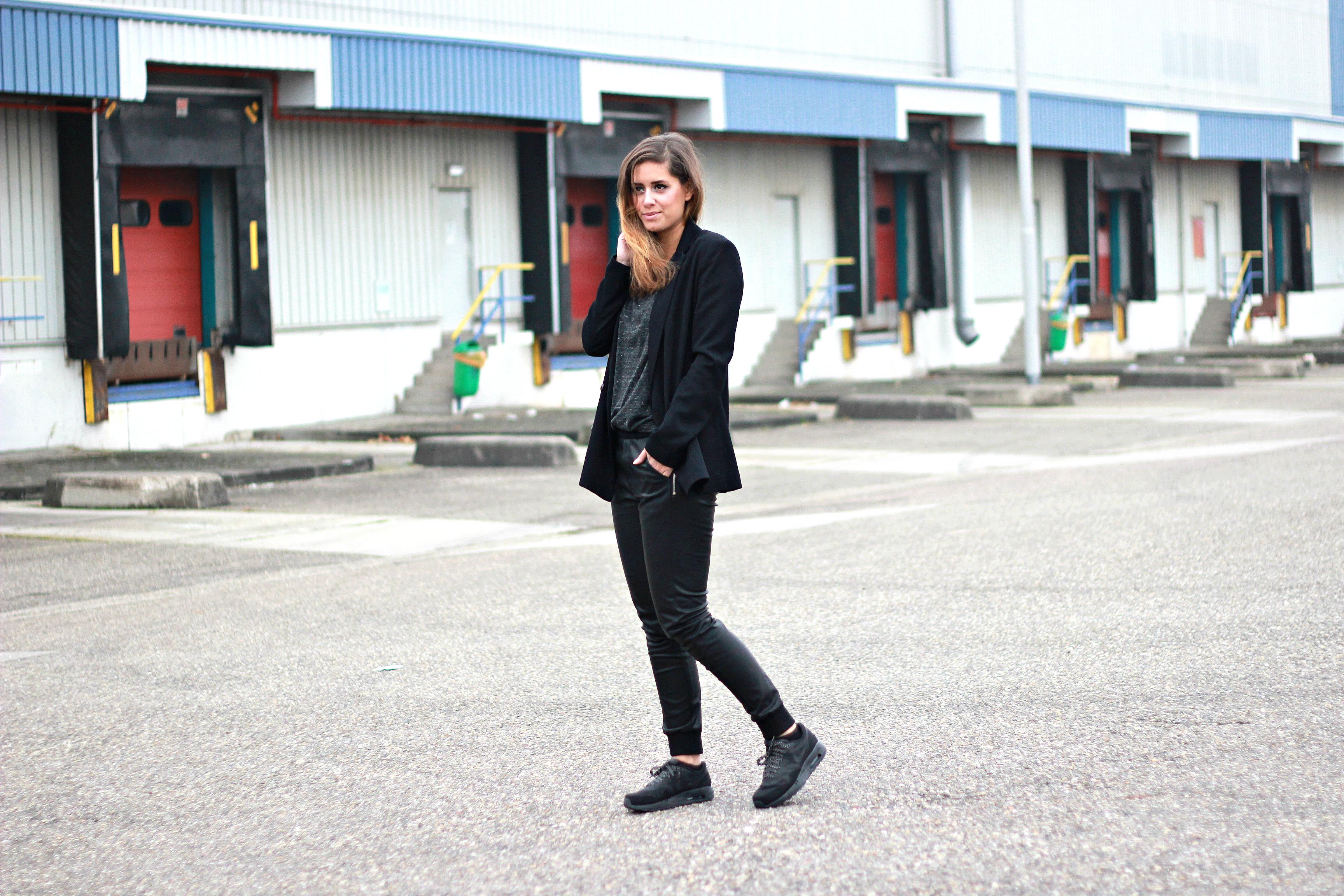 Outfit-inspiration-monochrome-basic-simplicity-black-mix
