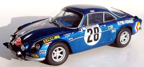 alpine renault a110 monte carlo 1971 1 24 scale tamiya model kit 24278 review right on. Black Bedroom Furniture Sets. Home Design Ideas