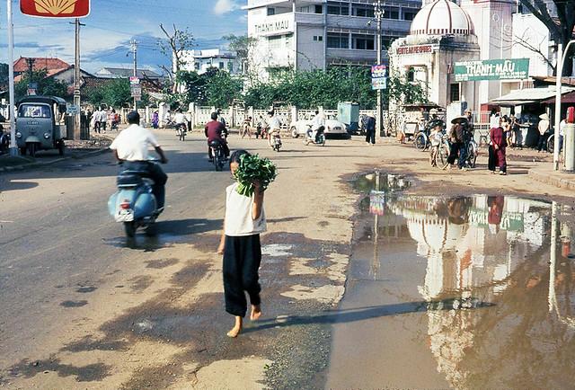 Saigon 1969 - Đường Bùi Hữu Nghĩa Gia Định