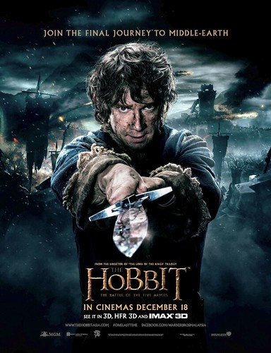 Tayangan Premiere THE HOBBIT: THE BATTLE OF THE FIVE ARMIES