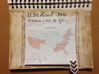 Week 50 - List for Travel Destination - 1