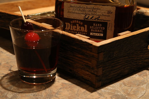 Dickel Manhattan