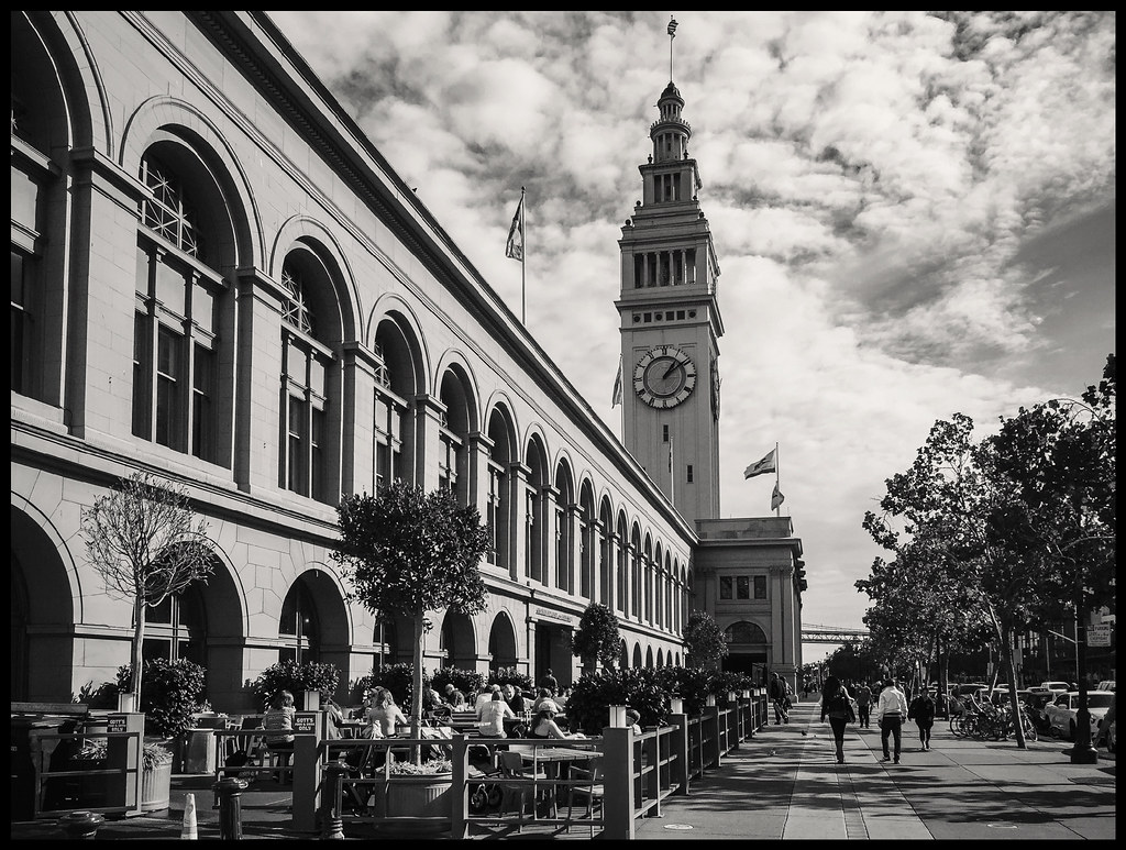 Sunday Afternoon - San Francisco - 2014