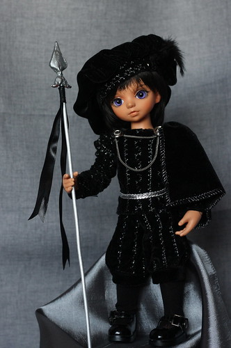 Plaing shess -  black pawn