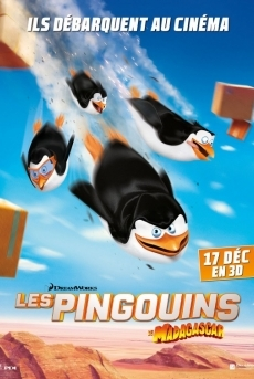 Biệt Đội Cánh Cụt Vùng Madagascar - Penguins Of... (2014)