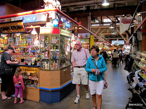 Exploring the Public Market