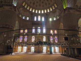 תמונה של The Blue Mosque ליד Eminönü. islam istanbul mosque bluemosque turket