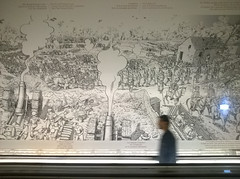 Battle of the Somme mural