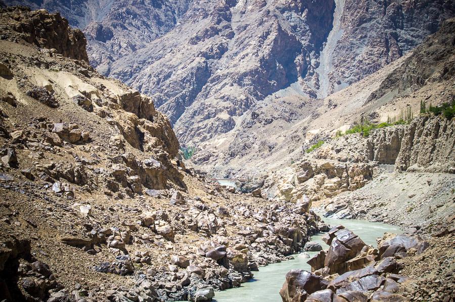 Ладакх, Дорога Ле - Кхалтсе - Каргил © Kartzon Dream - авторские путешествия, авторские туры в Индию, тревел фото, тревел видео, фототуры