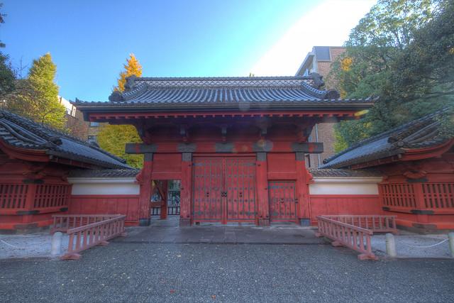 Photo:IMG_0509_511 東京大学赤門 HDR By vicjuan