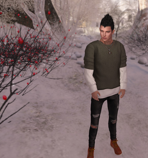 Gentianpoet Style Fashion And Style For Men In Second Life Page 3