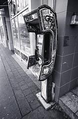 Distressed Public Phone