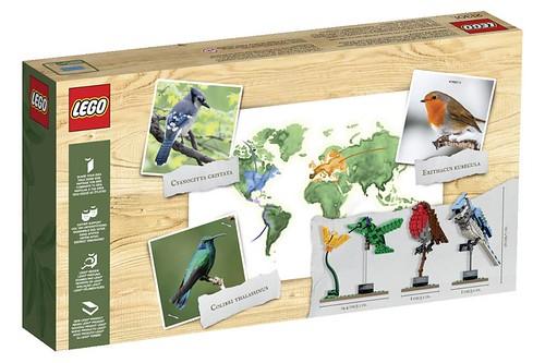 LEGO Ideas Birds 21301