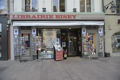 Mulhouse – Habsheim : Lancement à la librairie Bisey