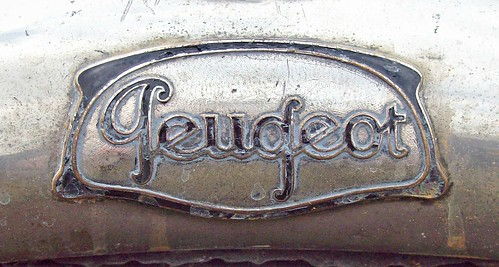 231 Peugeot Badge (1926)