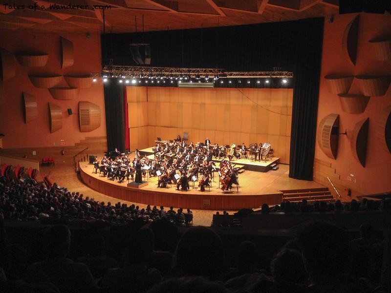 A CORUÑA - Palacio da Ópera - (Film Symphony Orchestra - Tour 2014)