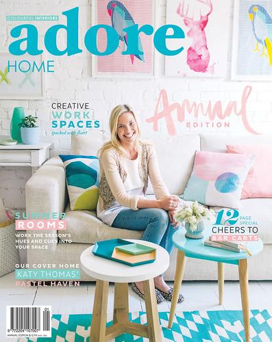 Adore Magazine Annual Print