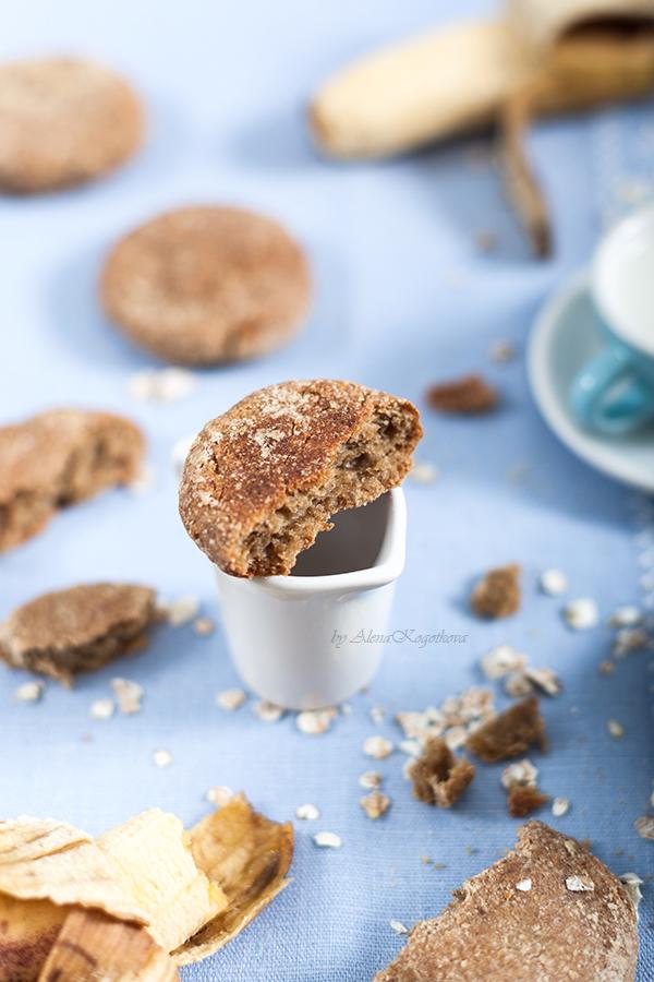 Buckwheat Porridge Cookies