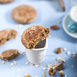 Buckwheat Porridge Cookies