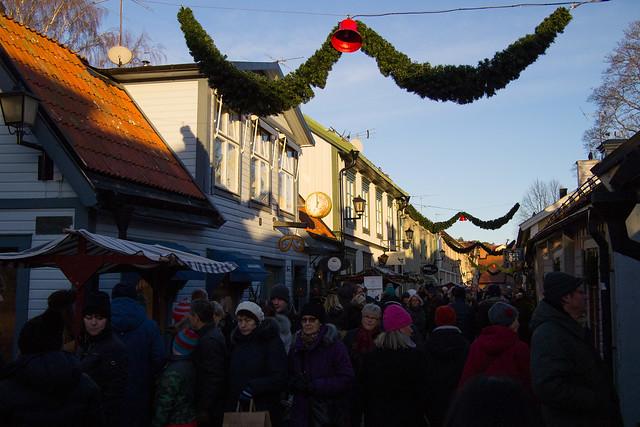 Julmarknad Sigtuna 2