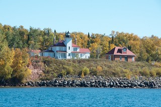 Bayfield Trip - Fall 2012 - Raspberry Island Lighthouse