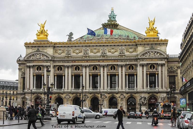 PARIS - Opéra Garnier 'Opéra national de Paris'