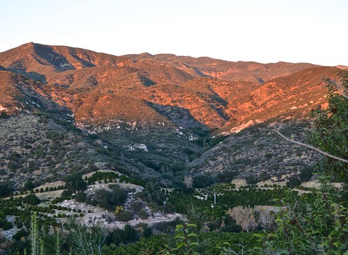 ojai meditationmount nordhoffridge sunsetviews