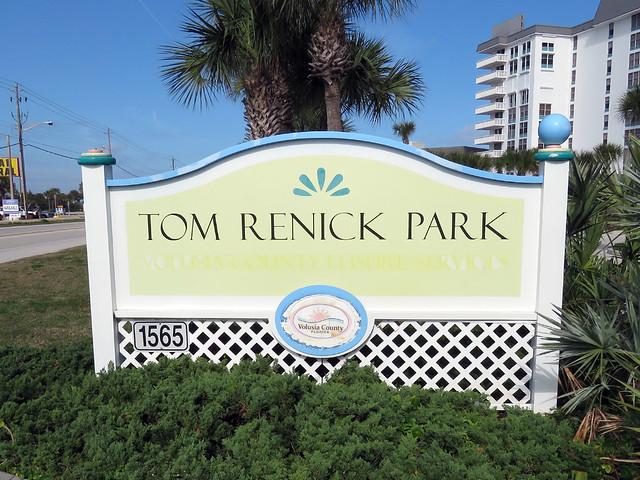 Tom Renick Park