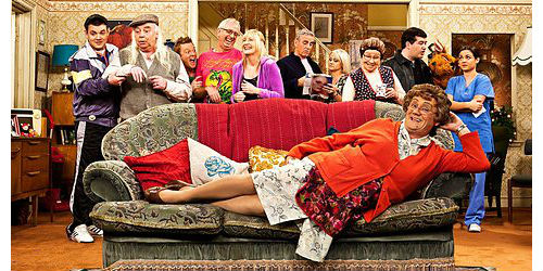Mrs Brown's Boys to air Christmas specials for the next five years