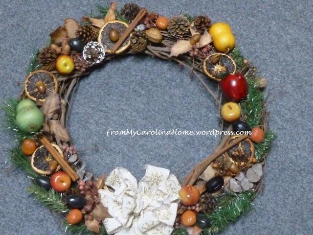 Winter Wreath 6