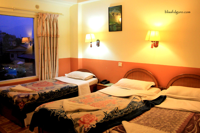 Hotel Grand Holiday Pokhara Nepal