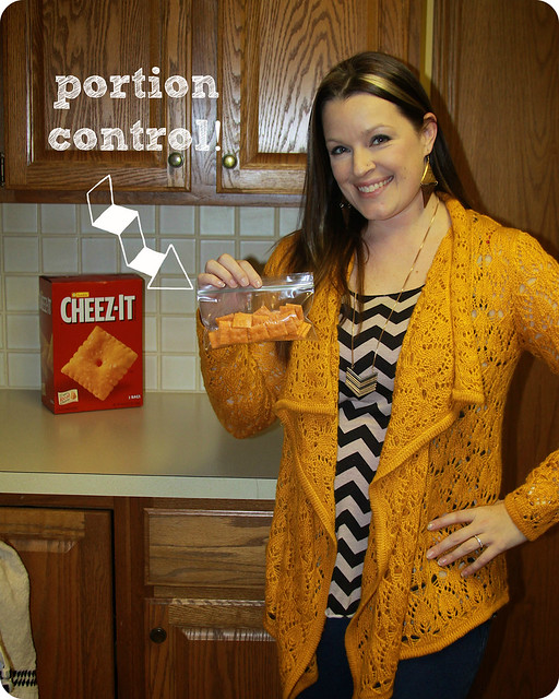 portion control with weight watchers