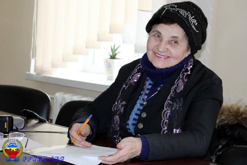Конференция Волынской областной организации Партии Пенсионеров Украины - Луцк 16.12.2014 г (11)