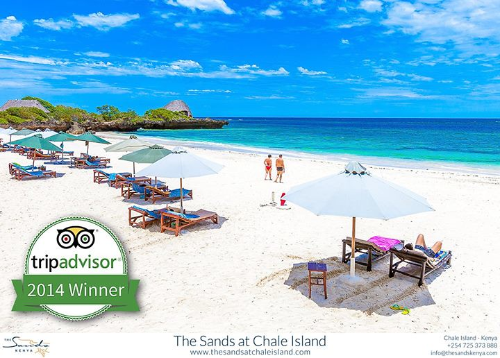"""Most romantic holiday destination ever!!!! 5 of 5 stars from TripAdvisor The Sands at Chale Island is paradise. The Island is gorgeous, sparkling white beaches and clear waters. Every inch of the island is perfect and makes for one of the most romantic v"