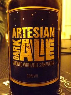 Shepherd Neame, Artesian Dark Ale, England