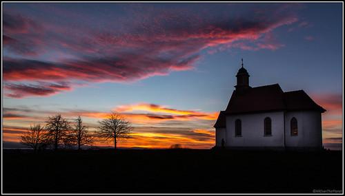 sunset germany de friedrichshafen badenwürttemberg