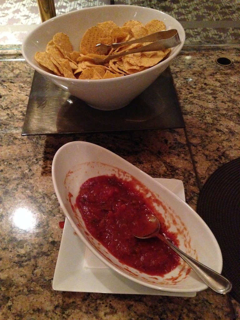 Nachos and Salsa