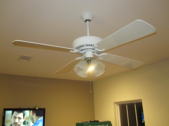 Vintage Ceiling Fan Install In New Home Vintage Ceiling Fans Com Forums