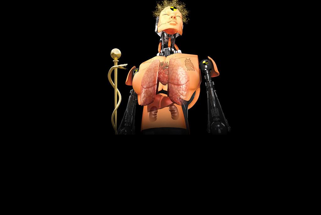 "ATHENA desktop human ""body"" reduces need for animal drug tests"