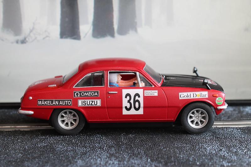 Isuzu Bellet 1600 GT . Rally 1000 Lagos 1969