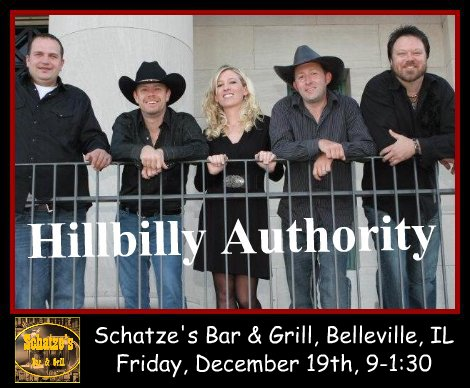 Hillbilly Authority 12-19-14