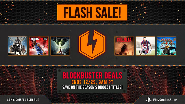 December Flash Sale