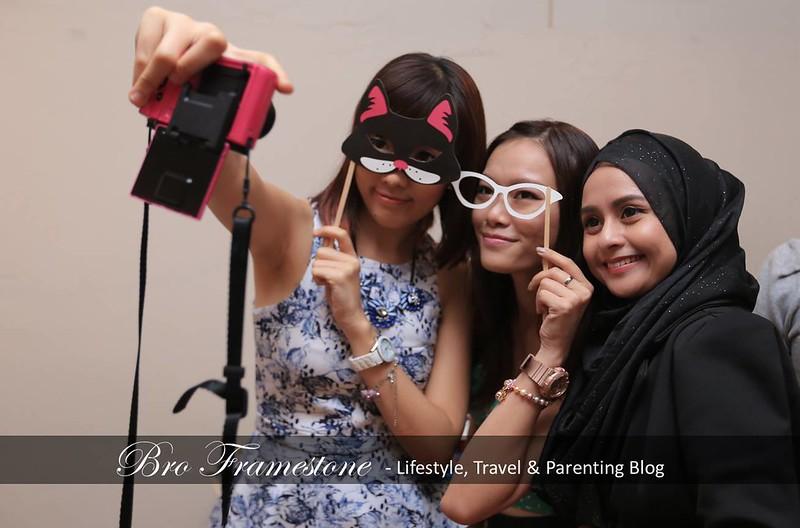Top Blogger Malaysia Selfie