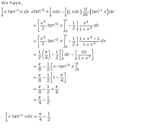 RD Sharma Class 12 Solutions Chapter 20 Definite Integrals Ex 20.2 Q32