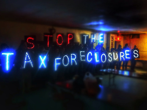 Stop Detroit's tax foreclosures  #ForeclosureCrisis